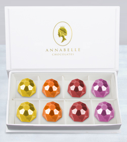 Rare Rubies Chocolate Box by Annabelle Chocolates
