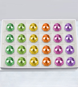 Priceless Pleasures Gemstone Chocolates by Annabelle Chocolates