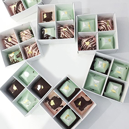 Vintage Flair Chocolates by Annabelle Chocolates