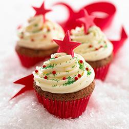 North Star Cupcakes