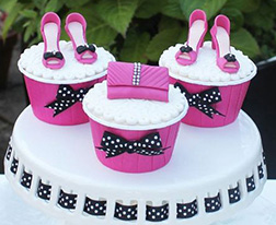 Pink Boutique Cupcakes