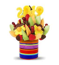 Prosperous Year Fruit Bouquet