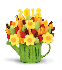 New Year's Celebration Fruit  Bouquet