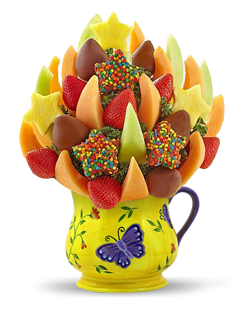 Holiday Treat Fruit Bouquet