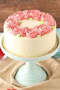 Peachy Dream Cake