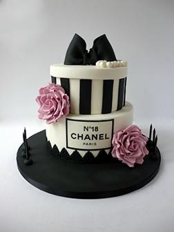 No. 15 Glamor Cake