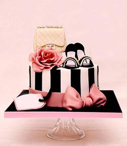 Deluxe Designer Cake