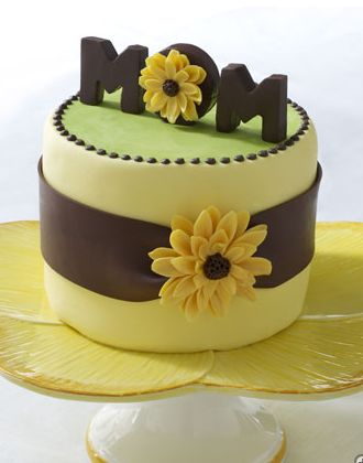 Sunshine of Our Life Cake