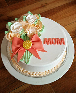 With Love for Mom Cake