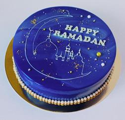 Embracing Ramadan Cake