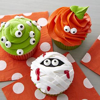 Peek-A-Boo Cupcakes