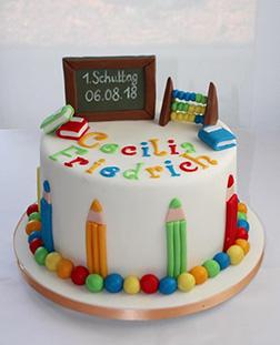 Little Genius Cake