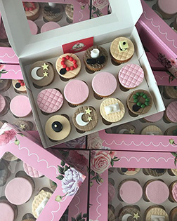 Gatherings Eid Cupcakes