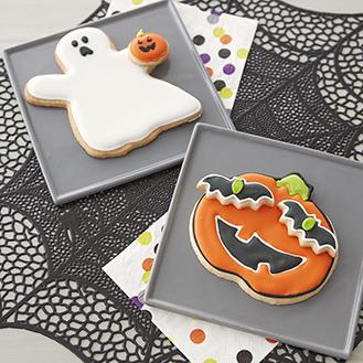 Halloween Spooks Cookies