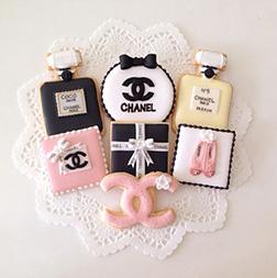 Chanel Deluxe Cookies