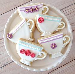 Cup Of Tea Cookies