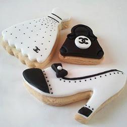 Chanel Designer Cookies