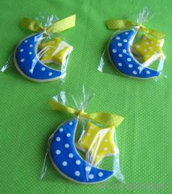 Polka Dot Ramadan Cookies