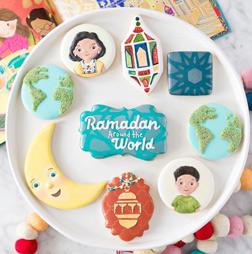 Ramadan World Cookies