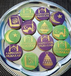 Ramadan Splendor Cookies