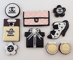 Chanel Boutique Cookies