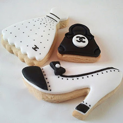Chanel Designer Cookies