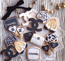 Chanel Range Cookies