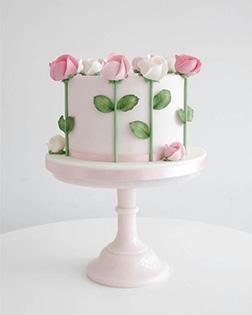 Rose Stem Cake