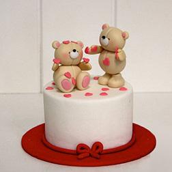Love Bears Cake