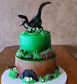 Raptor Cake