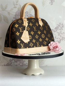 16ee3b09bb47 Louis Vuitton Hand Bag Cake AED 569.99