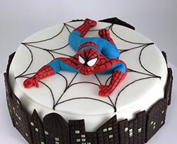 Webcrawler Birthday Cake