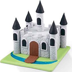 Medieval Castle Cake