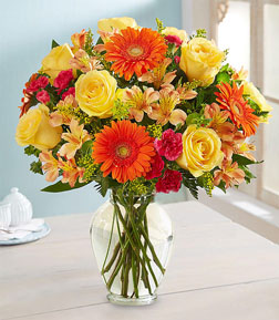 Sunlit Wonders Bouquet
