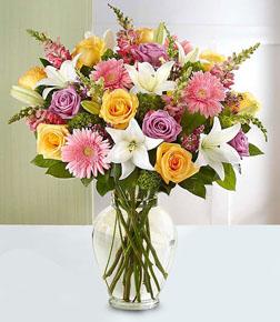 Lily Elegance Bouquet