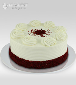 Red Velvet Dream Cake - 1Kg