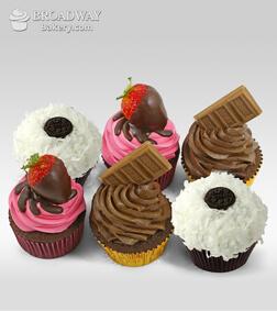 Cupcake Bonanza - Half Dozen