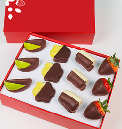 Simply Dipped Mixed Fruit Box