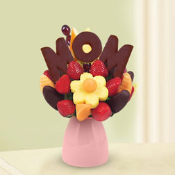 Best Mom Fruit Frenzy Bouquet