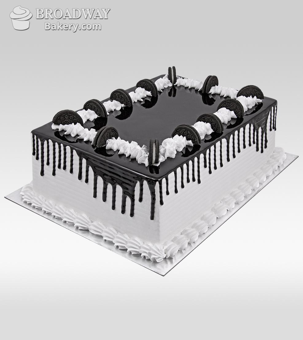 Bon Appetit Oreo Cake - 4Kg