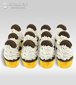 Oreo Decadence - 12 Cupcakes