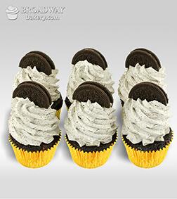 Oreo Decadence - 6 Cupcakes