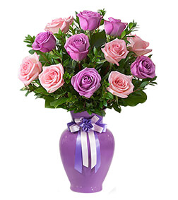 Purple Rose Romance