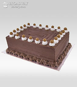Signature Chocolate Cake - 4Kg