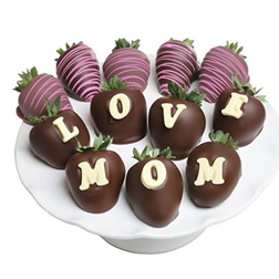 Mom's Sweet Surprise Strawberries