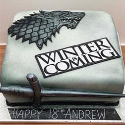 House Stark Cake