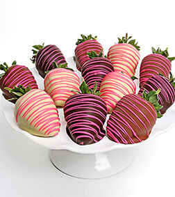 Summer Fling Chocolate Covered Strawberries