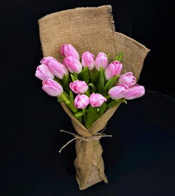 Rustic Tulip Bouquet