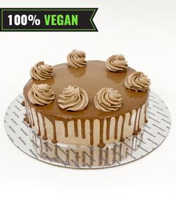 Vegan Signature Chocolate Cake