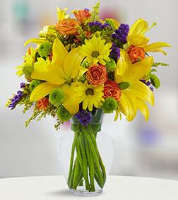 Brightest Days Grande Bouquet